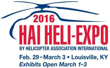 HAI HELI EXPO Visit us at Booth #11345